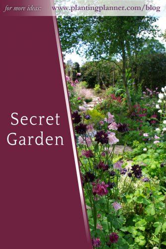 Secret Garden - from Weatherstaff garden design software