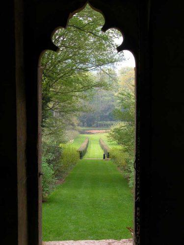 Painswick Rococo Garden, Glos - photo by Weatherstaff